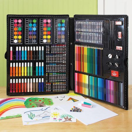 Mega Art Supplies Set