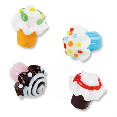 Cupcake Glass Scatters