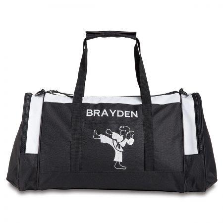 Martial Arts Duffel Bag