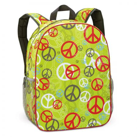 Peace Sign Backpack