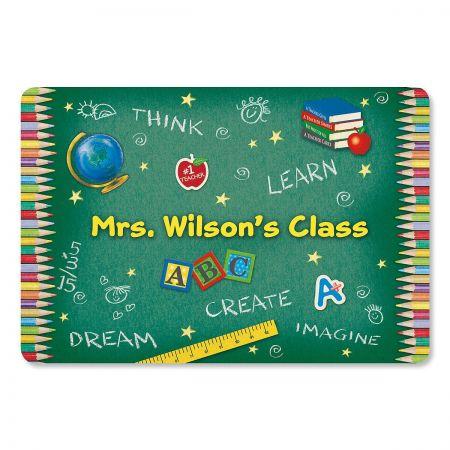 Teacher's Classroom Mat