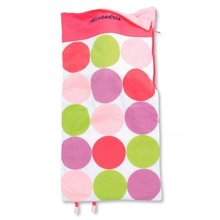 Polka Dots Sleeping Bag
