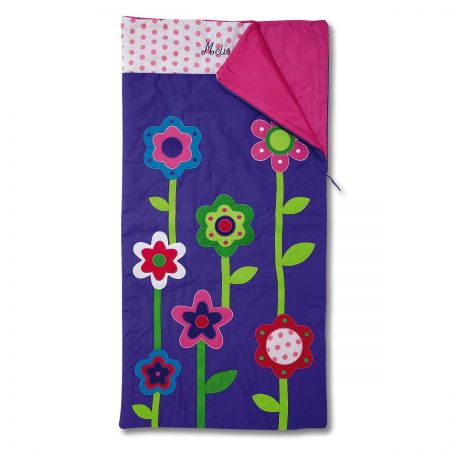 Flowers Sleeping Bag
