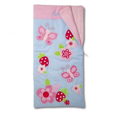 Fruits & Flowers Sleeping Bag