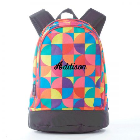 Pinwheel Backpack