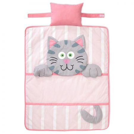 Snuggly Soft Nap Pad - Kitten