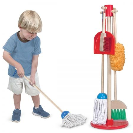 Let's Play House!  Dust, Sweep and Mop by Melissa & Doug®