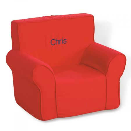 Kids Lounge Chairs-Red-815077