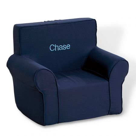 Kids Lounge Chairs-Blue-815078