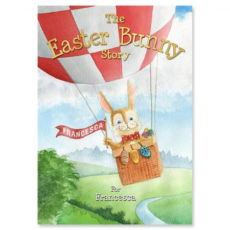The Easter Bunny Story Personalized Storybook
