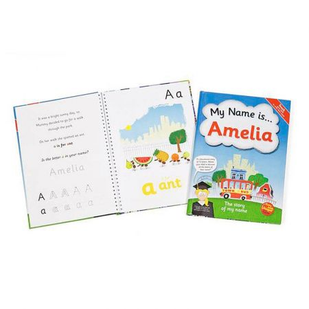 My Name Is... Personalized Storybook