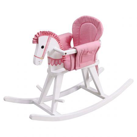 Pink Safari Rocking Horse