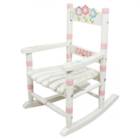 Bouquet Small Rocking Chair