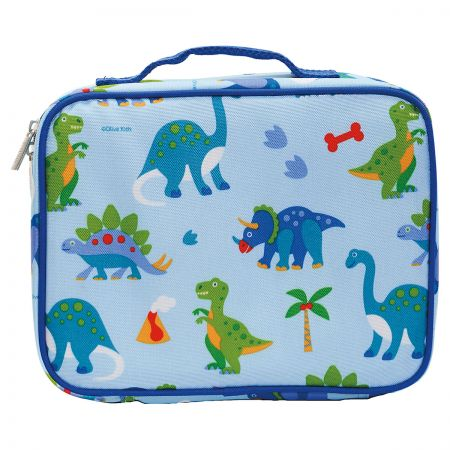 Personalized Dinosaur Land Lunch Bag