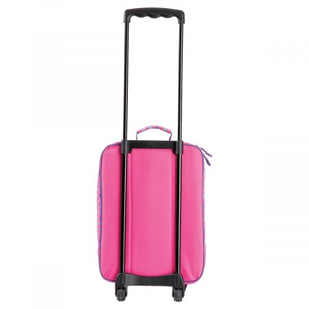 3-D Butterfly Personalized Rolling Luggage