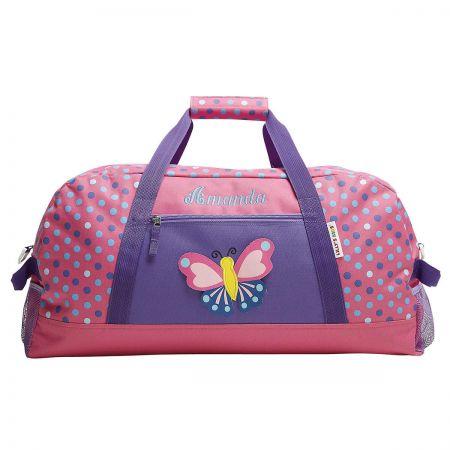 3 D Butterfly Duffel Bag Lillian Vernon