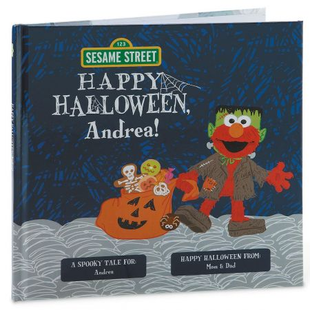 Happy Halloween! Personalized Storybook