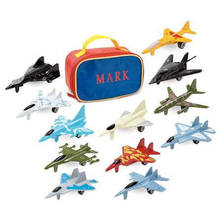 Air Jets with Personalized Case