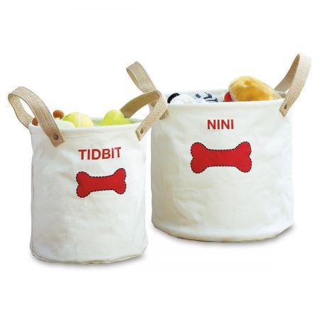 Dog Toy Bins