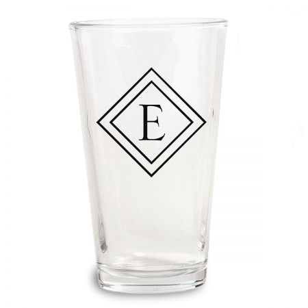 Beer Personalized Pint Glass