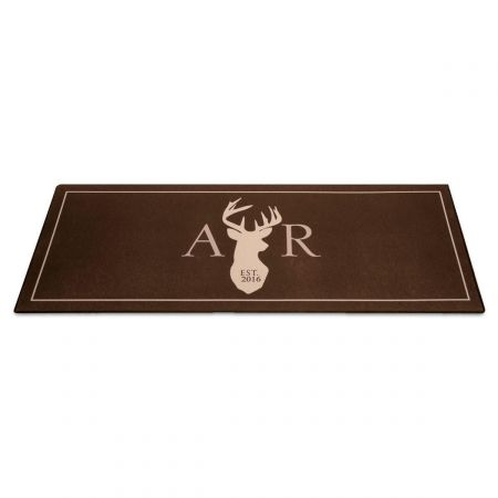 Deer Personalized Doormat