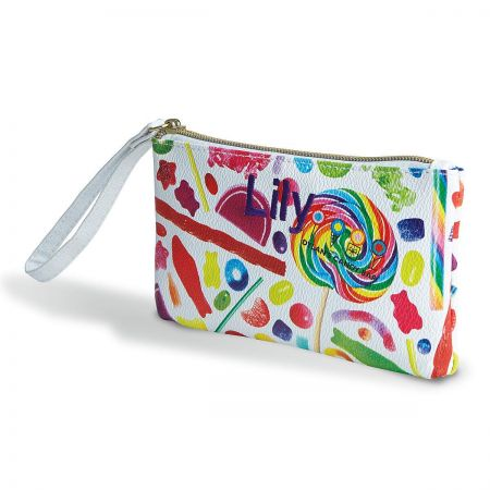 Candy Spill Wristlet by Dylan's Candy Bar