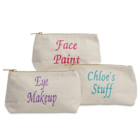 Personalized Cosmetic Bag