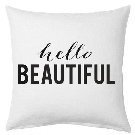 Beautiful Personalized Pillow