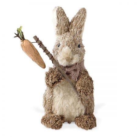 Bowtie Bunny with Carrot
