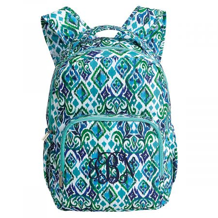 Blue Diamond Personalized Backpack