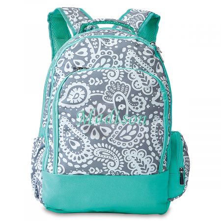 Parker Backpack - Name