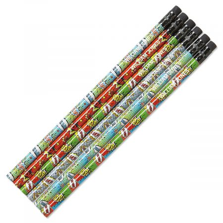 Comic Attack Pencils