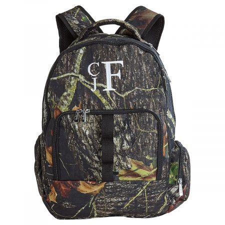 Woods Backpack - Monogram