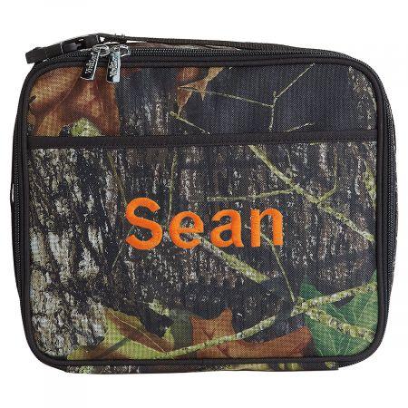 Woods Lunch Bag - Block