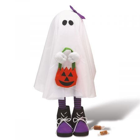 Ghost Trick-or-Treat Pal