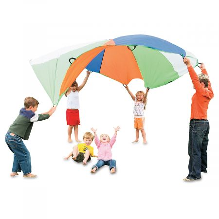 Jumbo Parachute with Personalized Carrying Case