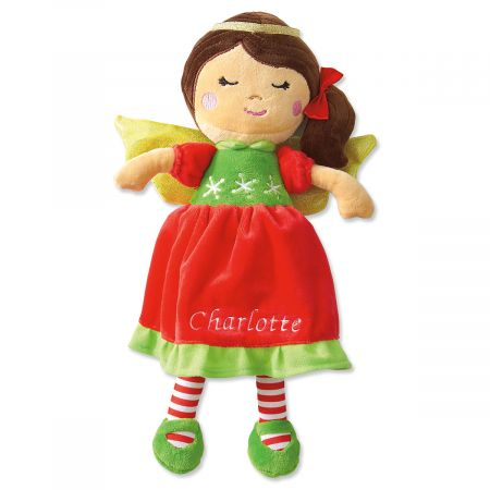 Personalized Christmas Doll by Stephen Joseph®