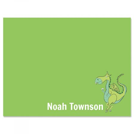 Dragon Correspondence Cards
