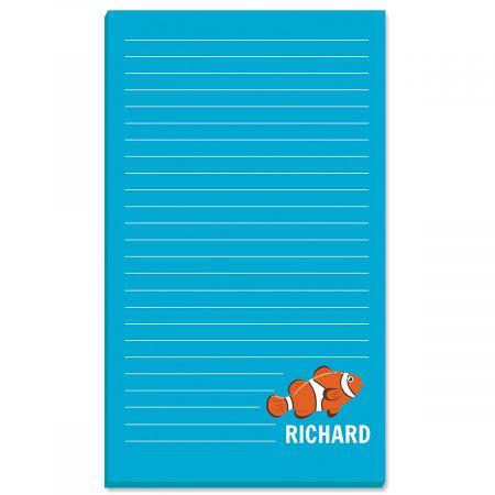 Clownfish Note Pad