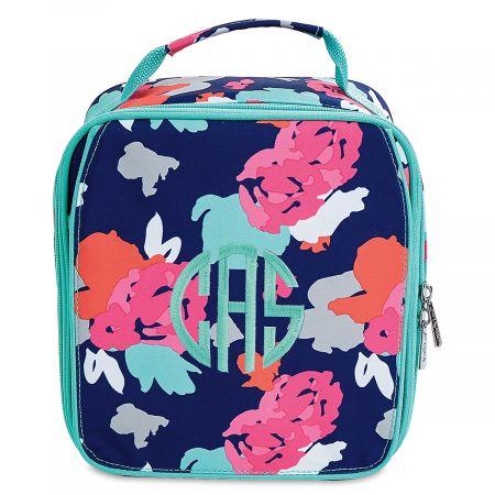 Personalized Amelia Lunch Bag – Monogram