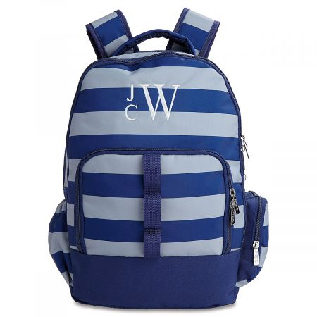 Personalized Greyson Backpack - Monogram