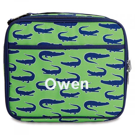Personalized Gator Lunch Bag