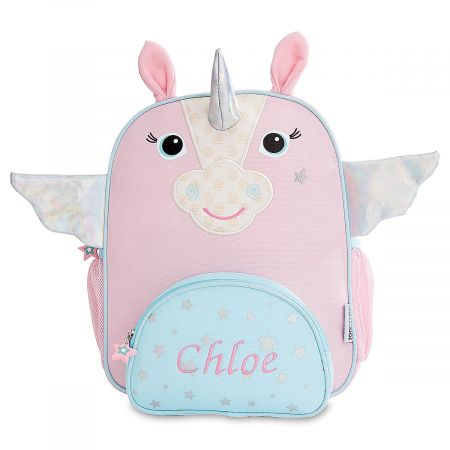 Personalized Allie the Alicorn Backpack