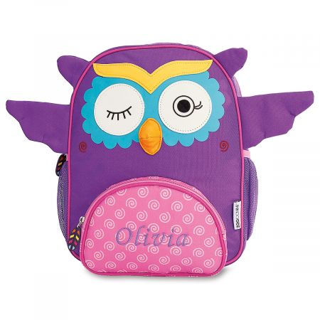 Personalized Olive the Owl Backpack