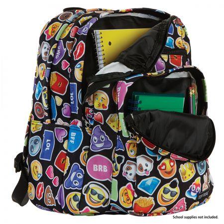 Personalized Emoji Funk Backpack