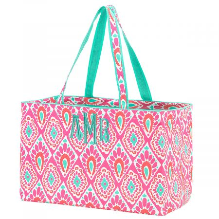 Personalized XL Beachy Keen Tote