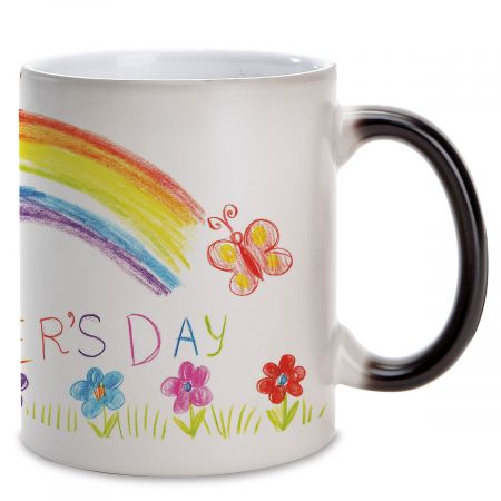 Your Design Ceramic Photo Mug