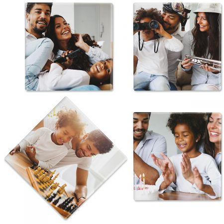 Full Photo Coasters