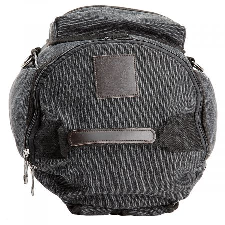 Personalized Men's Backpack/Duffel, Charcoal Gray