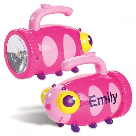 Personalized Trixie Ladybug Kids' Flashlight by Melissa & Doug®